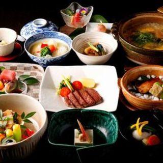 季節感じる日本料理