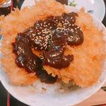 蒼屋 - 料理写真:胡麻味噌ダレ レディースセット
