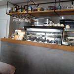 ポルトカフェ - 内観