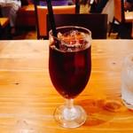 ラ ココリコ - アイスコーヒー
