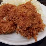 86308015 - メンチカツ定食(800円)