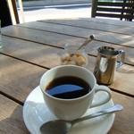 カフェ ラ・ボエム - コーヒー。