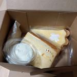 クローバー - ケーキ~☆