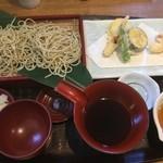 蕎麦や 口福 -