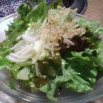 ぱっぷHOUSE - サンチュサラダ