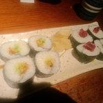 初つぼみ - 巻き寿司