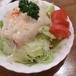 サラダの店サンチョ - 単品のサラダ