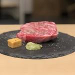 焼肉とんび - 名物TONBI焼
