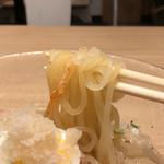 焼肉とんび - 名物TONBIの盛岡冷麺(ハーフ)