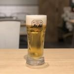 焼肉とんび - 生ビール
