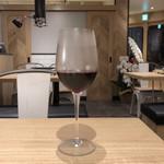 焼肉とんび - 赤ワイン