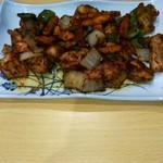 博多呑喰処 天から - 鶏の味噌炒め