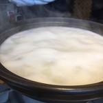 割烹バル 互談や - 温泉湯豆腐