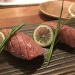 86319880 - 牛タン寿司