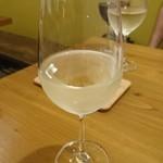 洋食のみどころ Lent - 白ワインから~d(^-^)