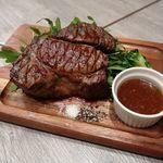 デザイナーズ個室×肉バル GRILL MEAT FACTORY - 1ポンド厚切りステーキ