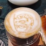 SALONE 2007 - 2018.5.  Caffè o Tè カフェまたはティー