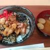 道の駅 熊野・板屋 九郎兵衛の里 - 料理写真:熊野地鶏照り焼き丼(780円)