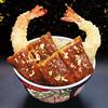 ひつまぶし う家 - 料理写真:金シャチうな丼