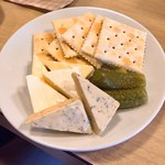 すみれ - チーズ盛り合わせ