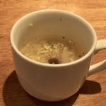 Meat&Wine Bambu - ランチのスープ