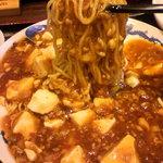 中華料理龍門 - 料理写真:麻婆焼きそば