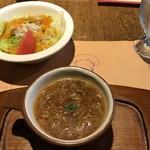 ビッグジョー - スープ・サラダ