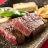 鉄板焼・愛宕 - 料理写真:黒毛和牛ステーキ