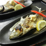 味奈里 - 焼き魚も毎日仕入れて新鮮♩季節もんですけん