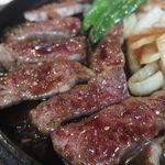 86340935 - 牛サガリ定食