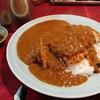 家庭料理どんぐり - 料理写真:チキンカツカレー