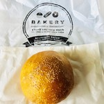 パン家こはるび - 料理写真:メープルあんぱん