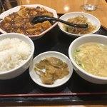86345756 - 麻婆豆腐定食 800円