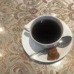 インドレストラン モティ - 食後のコーヒー