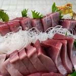 ヤマト水産 - 料理写真:鰹の刺身