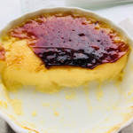 カフェ ローブ - クレームブリュレ