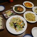 清香園 - 家庭がレストランに!