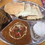 インド料理レストラン サンディア - Eランチ1300円