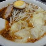 喜楽 - ワンタン麺