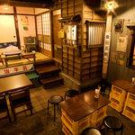 駄菓子屋食堂 - 夏の夕暮れにヒグラシの声を聞くとちょっぴりさみしくなりました