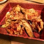 蕎麦・酒・料理 壱 - 串なし焼き鳥 850円