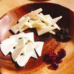 渋谷チーズスタンド - 熟成チーズ2種