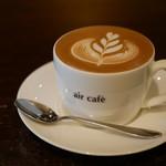 air cafe centralgarden  - ドリンク写真: