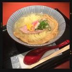 鯛塩そば 灯花 - 鯛塩らぁ麺 800円