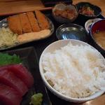 86361960 - まぐろづくし定食1880円