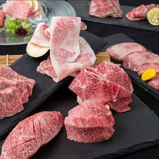 食事会や各種宴会に最適な飲み放題付きコース5,400円~