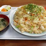 石井食堂 - チャーハン 600円