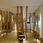 ラ コリーナ近江八幡 - 栗百本     藤森さん自ら長野の 山から 選んだ栗の木です