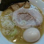 麺屋 瑞風 - 料理写真:特製鶏白湯(味玉、コロチャーシュートッピング)