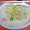 三陽軒 - 料理写真:「チャンポン」550円